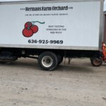 Herman Farms truck