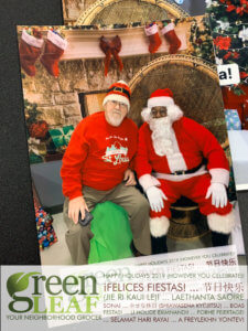 Free Pictures with Santa St. Louis at GreenLeaf Market