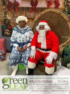GreenLeaf Market Holiday Event