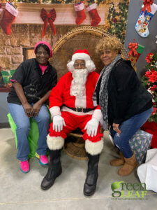 Happy Holidays 2019 however you celebrate them from GreenLeaf Market