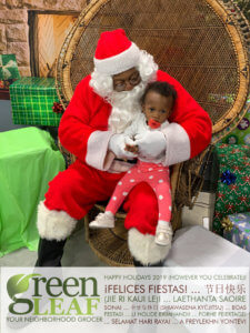 GreenLeaf Market Holiday Event Photos